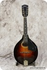 Gibson A 50 Mandolin 1932 Sunburst