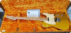 Fender-Danny Gatton Telecaster-Gold