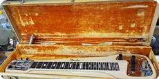 Fender Champ 1955 White