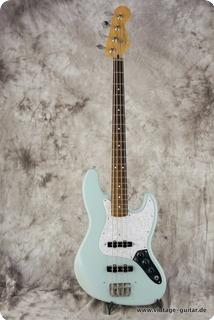 Fender Jazz Bass 2003 Sonic Blue