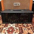 Hiwatt Vintage 1970 Hiwatt Custom Built PA100 100w DR112 Amplifier