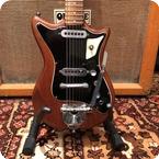 Burns Vintage 1960s Burns Sonic Mahogany Tri Sonic Electric Guitar