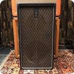 Vox Vintage 1964 Vox T60 1x12 1x15 Bass Cabinet Toe Rag Studios