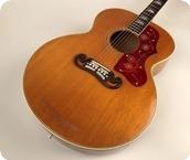 Gibson J 200 1960 Natural