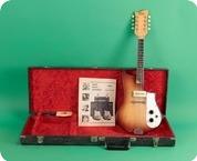 Carvin Electric Mandolin 1996 Sunburst