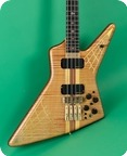 Alembic Spyder Bass Red LED 2014 Natural