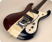 Mosrite-Ventures-1965-Custom Color