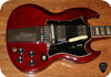 Gibson SG Standard GIE1114 1968 Cherry Red