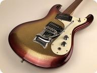 Mosrite Ventures 1965 Custom Sparkle Sunburst