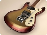 Mosrite Ventures 1965 Custom Sparkle Sunburst