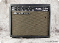 Mesa Boogie Subway Rocket Black Tolex