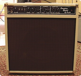 Realtone Overdrive Special By Dumble Ods 50 Combo  2019 Blond