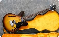 Gibson EB 2D 1968 Sunburst