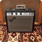 Fender Vintage 1978 Fender Champ Amp USA Silverface Valve Tube Amplifier