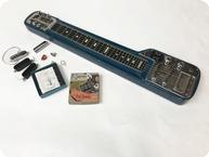 Lap Steel Guitar 1960S Lap Steel 1960 Blue