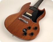 Gibson Firebrand SG Deluxe 1980 Natural