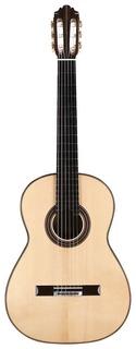German Vazquez Rubio Concert 635 2018 Classical Guitar Spruce/csa Rosewood 2018 French Polish