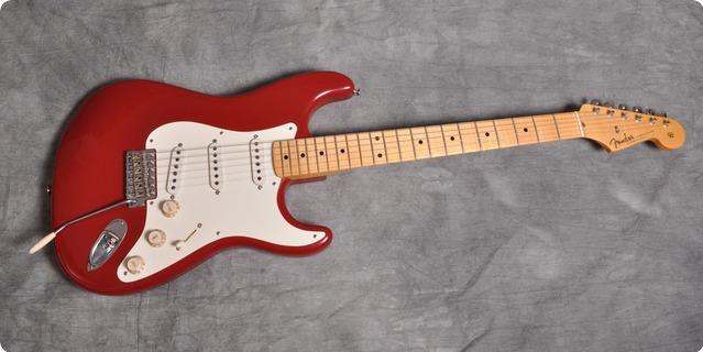 Fender Jason Smith Masterbuilt '57 Stratocaster 2010 Dakota Red