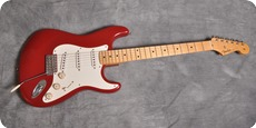 Fender-Jason Smith Masterbuilt '57 Stratocaster-2010-Dakota Red