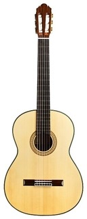 Matsuoka 720 Classical Guitar Spruce/indian Rosewood Lacquer