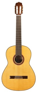Otto Vowinkel 3a 2019 Classical Guitar Spruce/indian Rosewood 2019 Lacquer