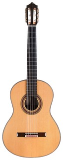 Otto Vowinkel 2010 Classical Guitar Cedar/csa Rosewood 2010 French Polish
