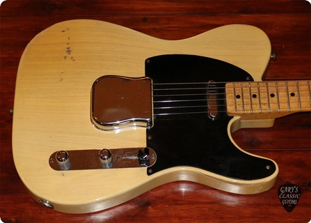Fender Telecaster (fee0896)  1953
