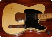 Fender-Telecaster (FEE0896) -1953
