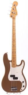 Fender Precision Bass 1981 Sahara Taupe