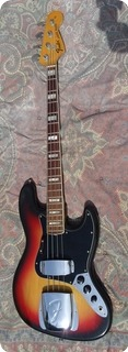 Fender Jazz Bass 1974 Sunburst