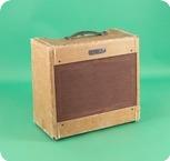 Fender-Deluxe Amp-1954-Tweed