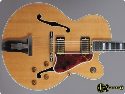 Gibson L 5 Ces 2005 Natural