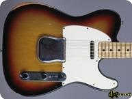 Fender-Telecaster-1972-3-tone Sunburst