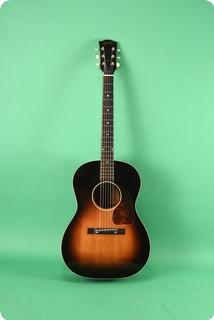Gibson Lg 1 1951 Sunburst