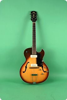 Guild T 100 Dp 1961 Sunburst