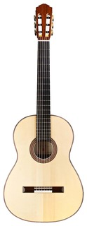 Tobias Berg 2015 Classical Guitar Spruce/african Rosewood 2015 French Polish