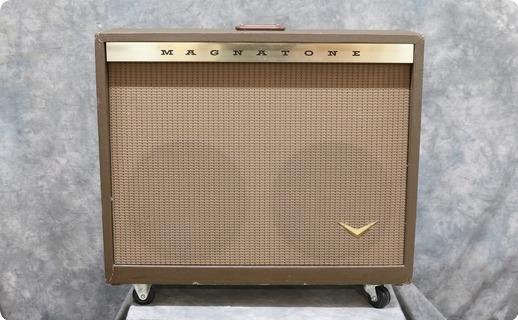 Magnatone 260 1961 Brown