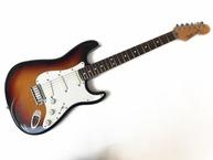 Fender-Strat Plus-1988-Sunburst