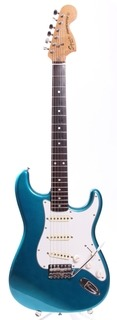 Squier By Fender Stratocaster '72 Reissue 1983 Lake Placid Blue