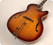 Epiphone Deluxe A212 1959 Shaded Finish