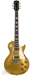 Gibson Les Paul   57 Paf Conversion Goldtop 1954