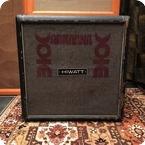 Hiwatt Vintage 1972 Hiwatt 4x12 Original SE4123 Guitar Cabinet Fane 122231