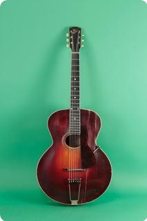 Gibson L4 1916 Sunburst