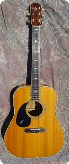 Yairi Dy91 Lefty 2007 Natural