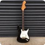 Fender Stratocaster 1966 Black