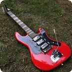 Hofner Galaxie 1963 Red