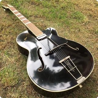 Hofner 458 President 1957 Rare Factory Black