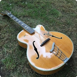 Hofner Committee 1957 Blonde