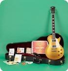 Gibson R 7 Les Paul Standard 1957 2001 Gold