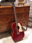 Gibson B 25 RARE COLOR CHERRY 1968 Cherry Red Rare